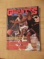 GIGANTES DEL SUPERBASKET, 573, 22-10-1996. SEATTLE SUPERSONICS - INDIANA PACERS - Revistas & Periódicos