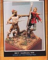 "- F.M.BENEITO - Figurine "" Isandlwana 1879 "" - 54 Mm- Réf MD17 - Figurines"