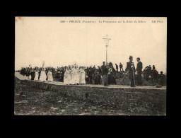 29 - PLOUGASNOU - LE DIBEN - Procession - Plougasnou