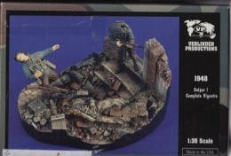 "- VERLINDEN - Figurines Et Diorama  "" Sniper I "" - 1/35° - Réf 1948 - Figurines"
