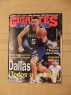 GIGANTES DEL SUPERBASKET, 591, 25-02-1997. DALLAS. BARCELONA. MICHAEL JORDAN - Revistas & Periódicos