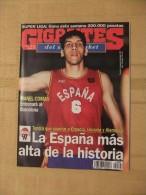 GIGANTES DEL SUPERBASKET, 592, 04-03-1997. ROBERTO DUEÑAS. - Revistas & Periódicos