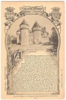 Dépt 45 - MALESHERBES - (CPSM 9x14cm) - Château De Rouville à Malesherbes - Malesherbes