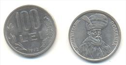 ROMANIA  100 LEI ANNO 1992 - Romania