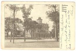 Nachusa  - House, Dixon, Illinois - Etats-Unis