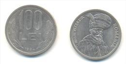 ROMANIA  100 LEI ANNO 1994 - Romania