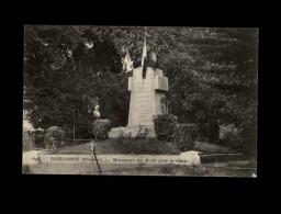 29 - PLOUGASNOU - Monument Aux Morts - Plougasnou