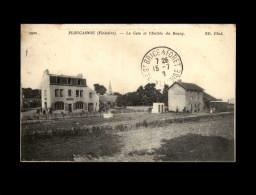 29 - PLOUGASNOU - Gare - Plougasnou