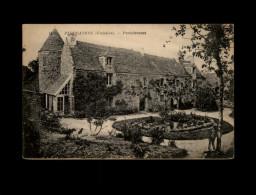 29 - PLOUGASNOU - Manoir - Plougasnou
