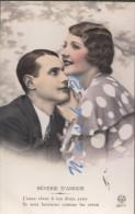 CPA  Début  XXe S.  -   Couple    ''  Réverie D' Amour'' - Couples