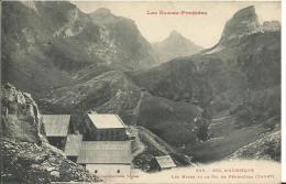 64 - PYRENEES ATLANTIQUES -  MONTAGNE - COL D´AUBISQUE -  Les Mines - Unclassified