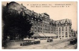 """CP, 44, LA BAULE-sur-MER, """"HERMITAGE-HÔTEL""""..., Vierge - La Baule-Escoublac"""