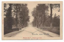 Breteuil (Eure) - Avenue De La Gare - Breteuil