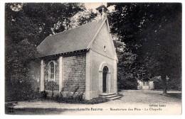 CP, 41, LAMOTTE-BEUVRON, Sanatorium Des Pins - La Chapelle, Vierge - Lamotte Beuvron