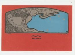 Henri Meunier Série 11 Cartes Le Zodiaque - Diétrich & Cie Editeurs Bruxelles - Manque Le Mois - Andere Illustrators