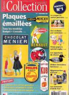 COLLECTION MAGAZINE  N°1  Chocolat Menier , Champagne Mercier , Vache Qui Rit , Bouillon Kub .... - Brocantes & Collections