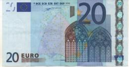 20€ France Duisberg E001E6 Circulé Voir Scan - 20 Euro