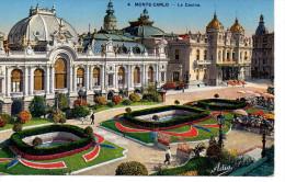 CP -  MONTE CARLO - LE CASINO - 4 - ADIA - Monte-Carlo