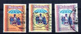 Malaysia - 1973 - Social Security Organization - Used - Malaysia (1964-...)