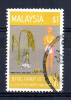 Malaysia - 1976 - $1 75th Anniversary Institute Of Medical Research - Used - Malaysia (1964-...)