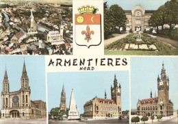 Cpm  Armentieres - Armentieres