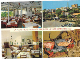 ABRUZZO-CHIETI-FRANCAVILLA AL MARE RISTORANTE LA NAVE VEDUTE FRANCAVILLA A MARE - Italia