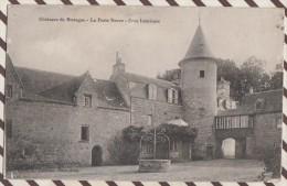 K212 CHATEAUX DE BRETAGNE LA PORTE NEUVE COUR INTERIEURE - Châteaux