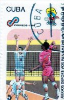 L - 1991 Cuba  - XI Giochi Sportivi Panamericani A L'Avana - Volleyball