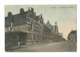 Esschen : Extérieur De La Gare - België