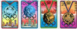 L  1976 Corea Del Nord  - Olimpiadi Di Montreal - Verano 1976: Montréal