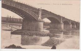 CPA 69 GIVORS - Pont De La Méditerranée - Givors