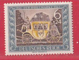 MiNr.828 Xx Deutschland Deutsches Reich - Deutschland