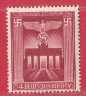 MiNr.829 Xx Deutschland Deutsches Reich - Deutschland