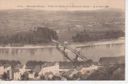CPA 69 GIVORS -Vallée Du Rhône Et La Plaine De Chasse - Givors