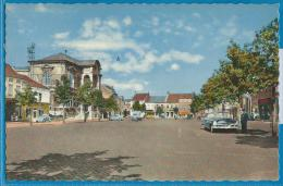 Vilvoorde - (niet Gelopen Kaart) - Grote Markt En Stadhuis - Vilvoorde