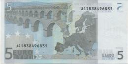 5€  France L031A5Trichet Non Circulé - 10 Euro