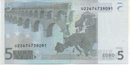 5€  France L025B3 Trichet Non Circulé - 10 Euro