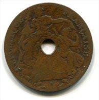 INDO-CHINE  FRANCAISE  1910  1 CENT - Monnaies