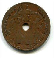 INDO-CHINE  FRANCAISE  1911  1 CENT - Monnaies