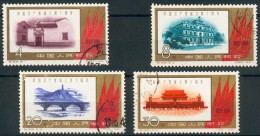 China,Lot Aus MiNr.597/601o , Pracht - 1949 - ... République Populaire