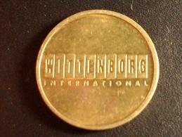 Jeton WITTENBORG International - Monetary/Of Necessity