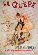 LA GUEPE- NOS ELEGANTES BICYCLETTES - Cyclisme