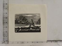 Ex Libris - JOCELYN MERCIER - Ex-libris