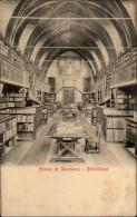 BIBLIOTHEQUES - Livres - MAREDSOUS - Belgique - Abbaye - Bibliothèques