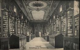 BIBLIOTHEQUES - Livres - LOUVAIN - Belgique - Université - Bibliothèques