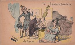 ILLUSTRATION B. MOLOCH / LE PORTRAIT A TRAVERS LES AGES - LA MINIATURE - Moloch
