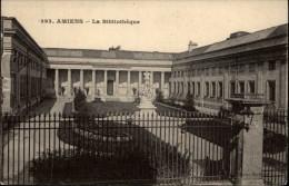 BIBLIOTHEQUES - Livres - AMIENS - Bibliothèques