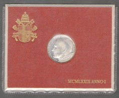 1979 500 LIRE ANNO I Vatican Pope Ioannes  Paul II CITTA DEL VATICANO - Vaticano