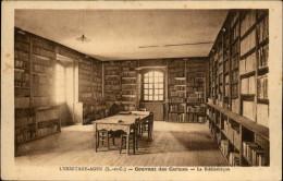 BIBLIOTHEQUES - Livres - L'ERMITAGE-AGEN - Couvent Des Carmes - Bibliothèques