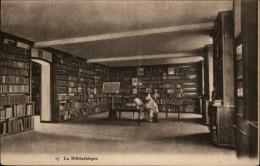 BIBLIOTHEQUES - Livres - Abbaye De THYMADEUC - Bréhan-Loudéac - Bibliothèques